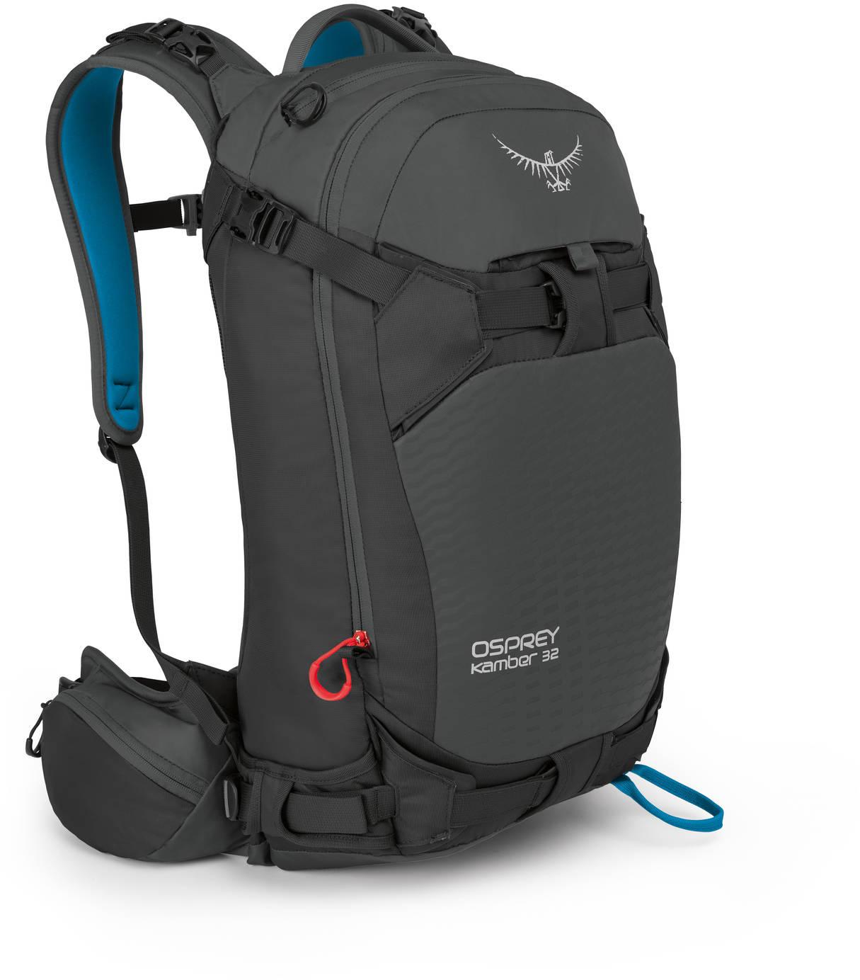 Рюкзаки для сноуборда Рюкзак сноубордический Osprey Kamber 32 Galactic Black Kamber_32_Side_Galactic_Black_web.jpg