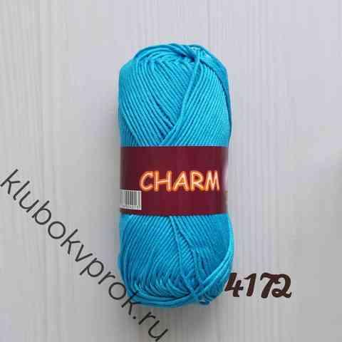 CHARM VITA COTTON 4172, Небесный голубой