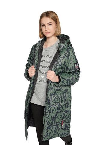 Куртка демисезонная КМ 1182 (хаки)