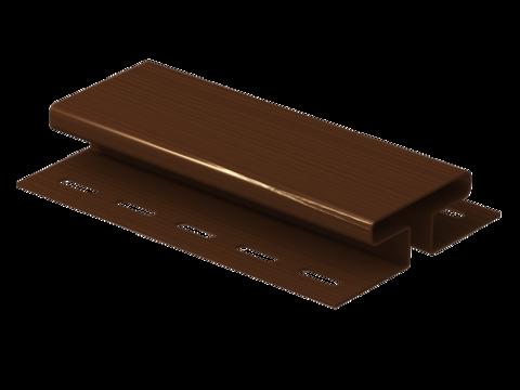 Ю пласт Н-профиль коричневый 3.05 м