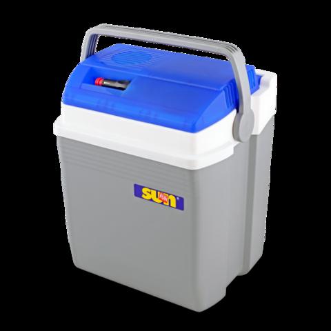 Термоэлектрический автохолодильник Ezetil E 21 Sun&Fun (12V, 21л)