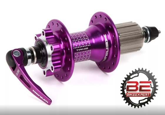 Втулка задняя Xenium TR-42 фиолетовая