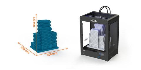 3D-принтер CreatBot DE Plus
