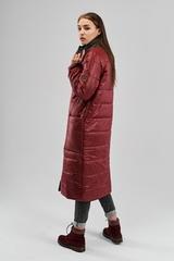 Пальто Белфаст бордо