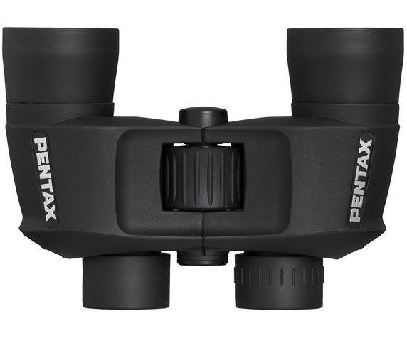 Общий вид бинокля Pentax 8x40 WP