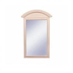"Зеркало прямоугольное ""Флоренс (Florence)"" —  Молочный (MK-5053-AWB)"