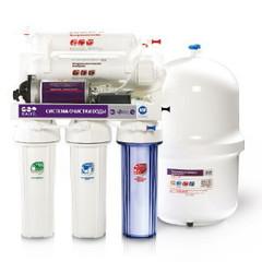 Водоочиститель RO 905-550BP-EZ (5-ти ступенчатая система с НПД), Райфил