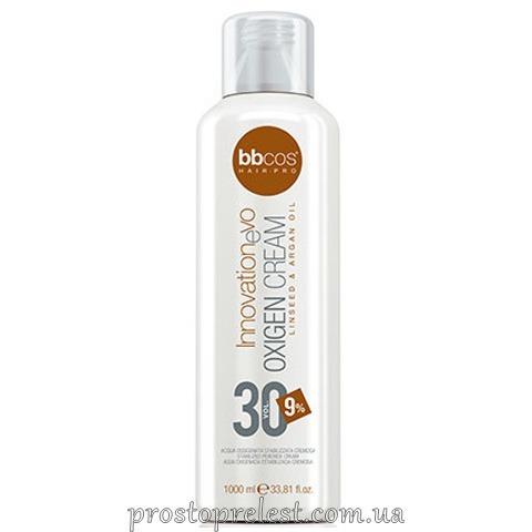 BBcos Innovation Evo Oxigen Cream 30 Vol - Окислювач кремообразний 9%