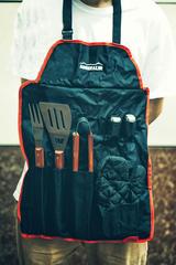 Фартук Шашлычника и набор инструментов для гриля, фото 10