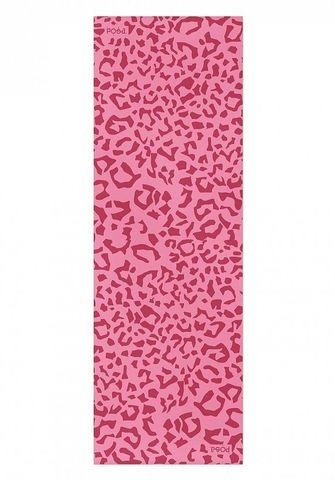 Легкий коврик для йоги Non slip Panther 183*61*0,6 см