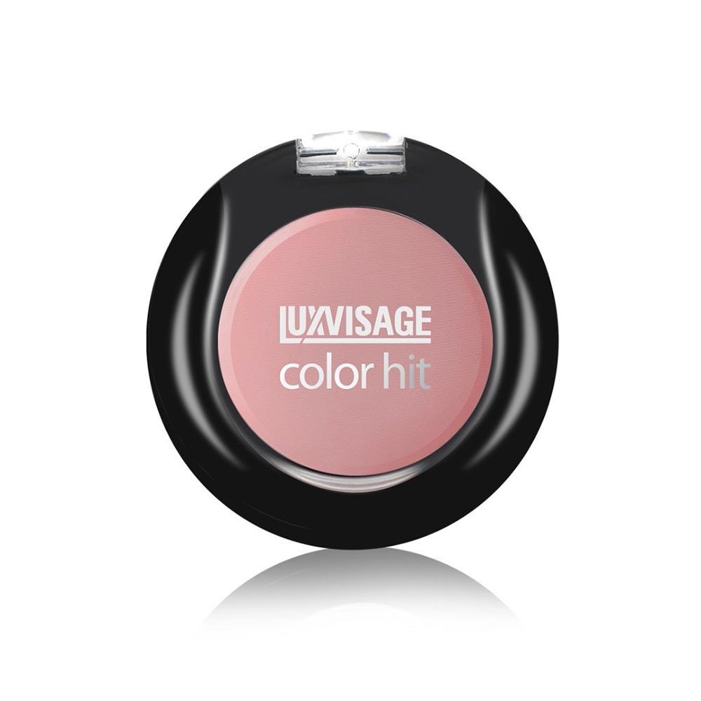 Румяна для лица компактные  Luxvisage Color Hit