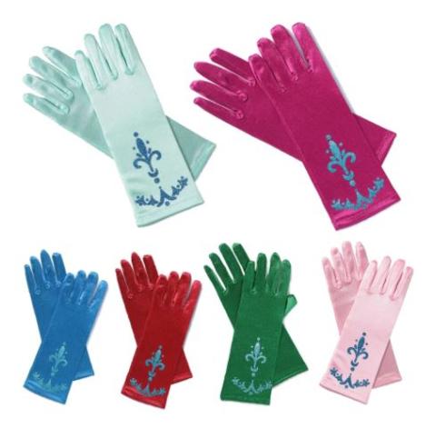 Перчатки для костюма Принцессы