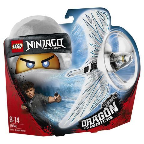 LEGO Ninjago: Зейн Мастер дракона 70648 — Zane - Dragon Master — Лего Ниндзяго