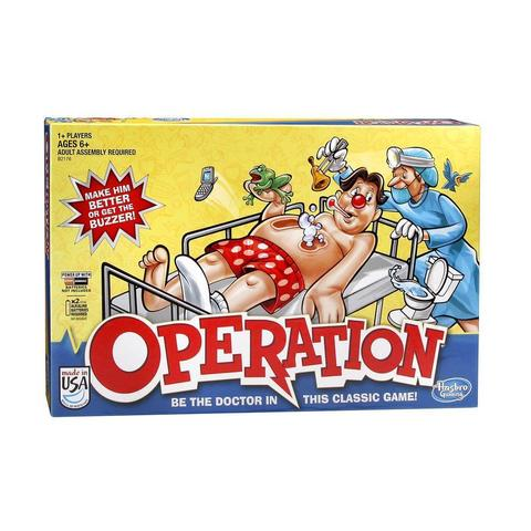 Операция (обновленная)