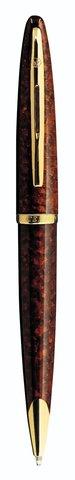 Шариковая ручка Waterman Carene, цвет: Amber, стержень: Mblue