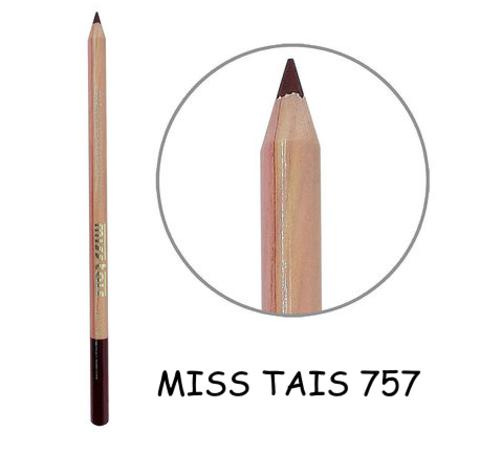 Карандаш для губ Miss Tais 757