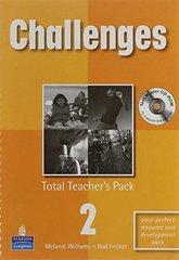 Challenges 2 Total Teacher's +R Pk**