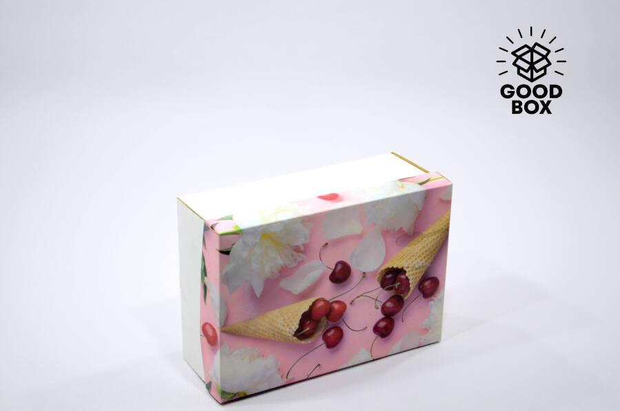 Подарочная коробка ягодка купить недорого в Казахстане