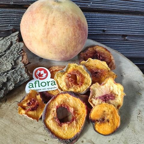 Фотография Чипсы фруктовые Персик, 50 г купить в магазине Афлора