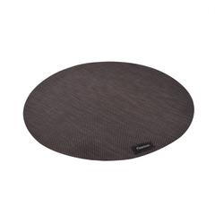 Круглый сервировочный коврик 36см (ПВХ)