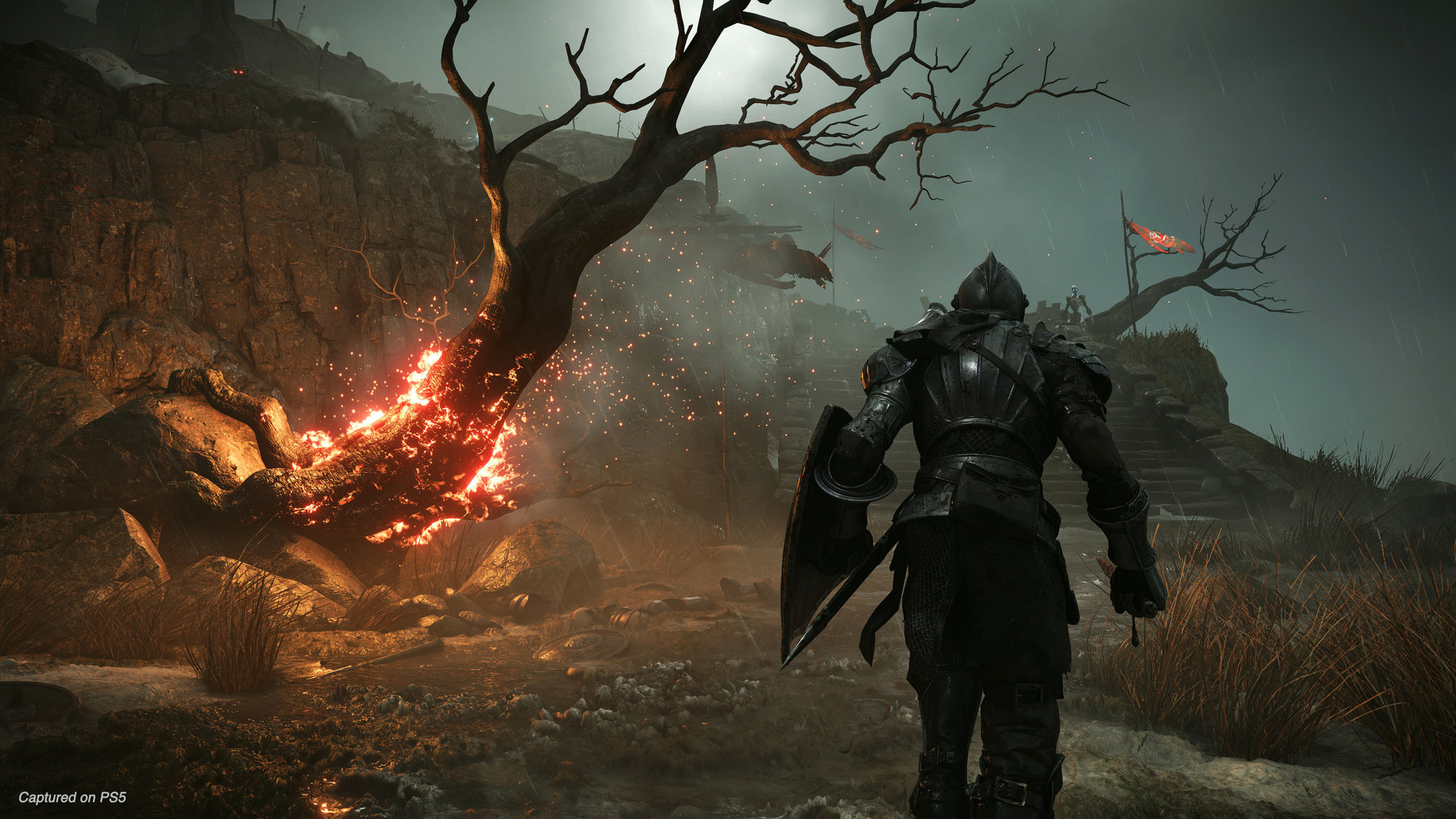 Demon's Souls для PS5 купить в интернет-магазине Sony Centre Воронеж