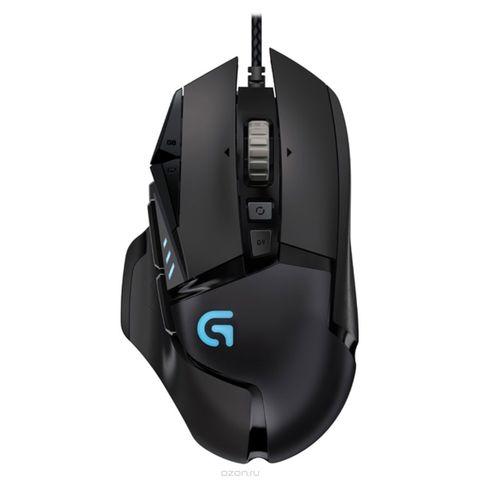 Мышь Logitech G G502 Proteus Spectrum Black USB