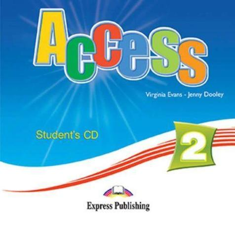 Access 2. Pupil's CD. Elementary. Аудио CD для работы дома.