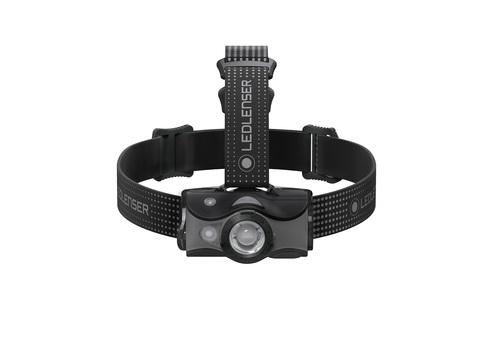 LED LENSER MH7 черно-серый