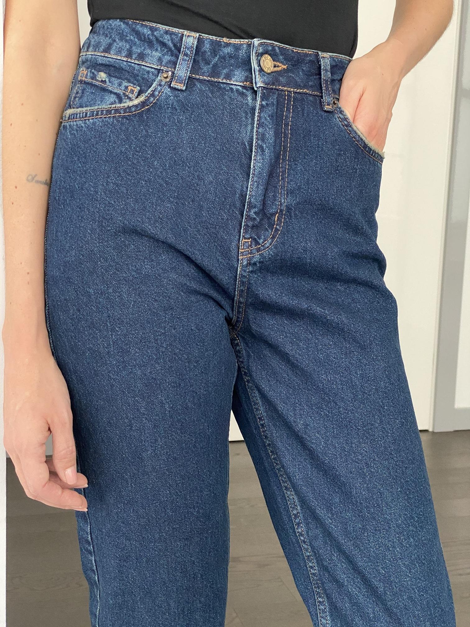 Джинсы , MOM, Hit (11-темная джинса)