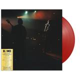 """Кино / Концерт В Дании (Христания, Фестиваль """"Next Stop Sovjet"""" 14.01.1989)(Coloured Vinyl)(LP)"""
