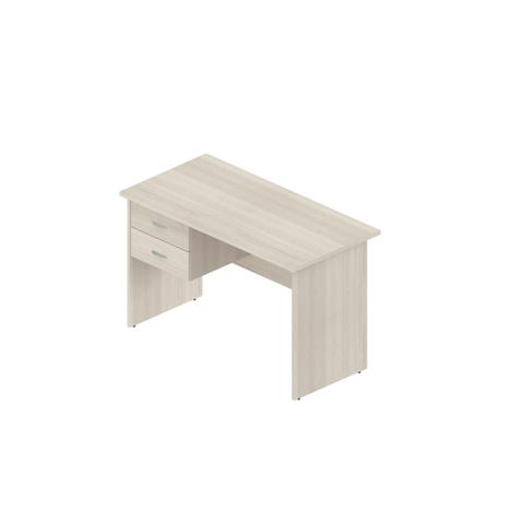 А-62 Стол с подвесной тумбой (120x60x75  )