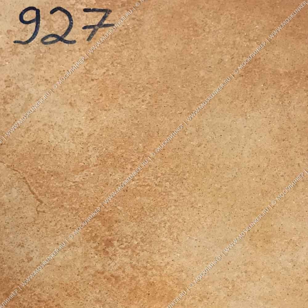 Stroeher - Keraplatte Roccia X 927 rosenglut 294х340х35х11 артикул 9430 - Клинкерная ступень прямоугольная рядовая Loftstufe