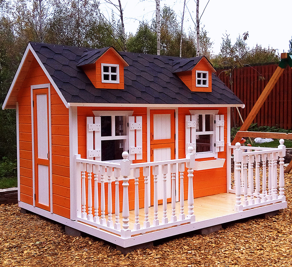 Детские игровые домики Детский домик «Мечта» домик-мечта-1.jpg
