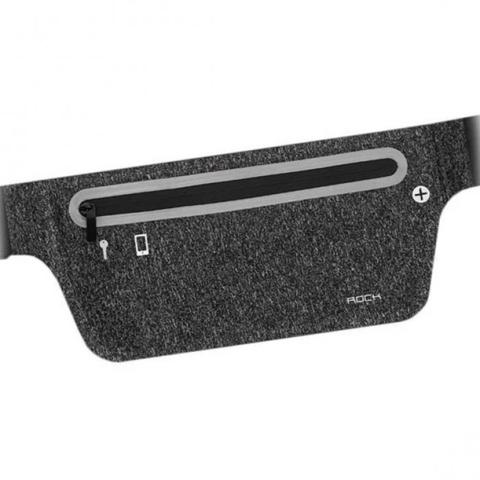 Спортивный чехол на пояс Rock Sports Waist Bag 2 (Slim) /black/