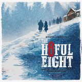 Soundtrack / Ennio Morricone: Quentin Tarantino's The Hateful Eight (RU)(CD)