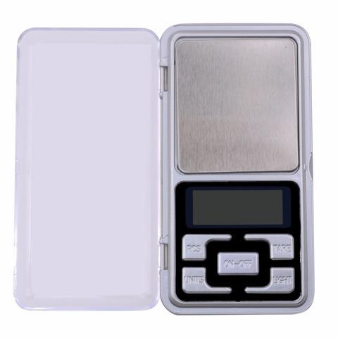Карманные электронные весы