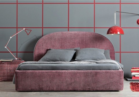 Двуспальная кровать Tondo