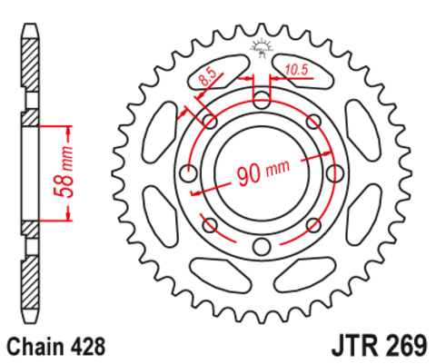 JTR269