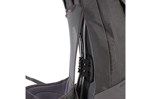 Картинка рюкзак туристический Thule Guidepost 65L Серый/Тёмно-Серый - 7
