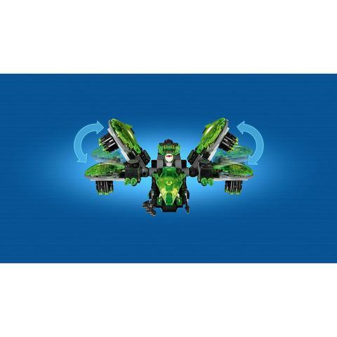 LEGO Nexo Knights: Неистовый бомбардировщик 72003 — Berserker Bomber — Лего Нексо Рыцари