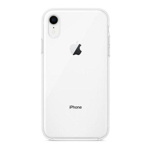 Чехол для iPhone XR - прозрачный