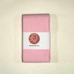 ЛЕНТА ДЛЯ ЛОСКУТНОГО ШИТЬЯ нежно-розовая
