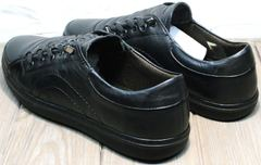 Мужские кроссовки на каждый день осень весна Novelty 5235 Black