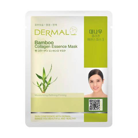 Маска для лица Dermal (коллаген и экстракт бамбука)