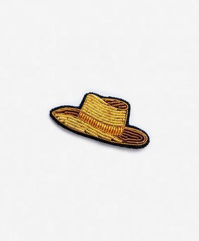 Брошь Cowboy's Hat