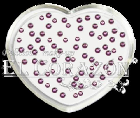ЭК Стразы акриловые 200шт/13   SS4-св.розовый, круглый