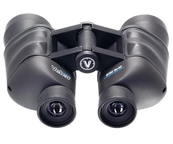 Бинокль Veber Free Focus БПШ 8x40 - фото 2
