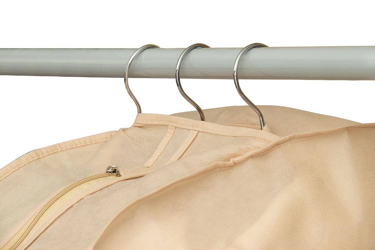 Чехол для одежды двойной короткий 100х60х20 см, Каир