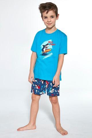 Пижама для мальчиков с шортами CORNETTE 789/790 SHARK