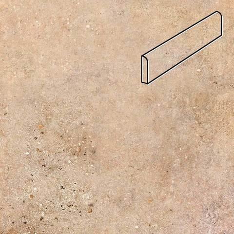 Stroeher - Gravel Blend 961 brown 294х73х8 артикул 8102 - Клинкерный цоколь